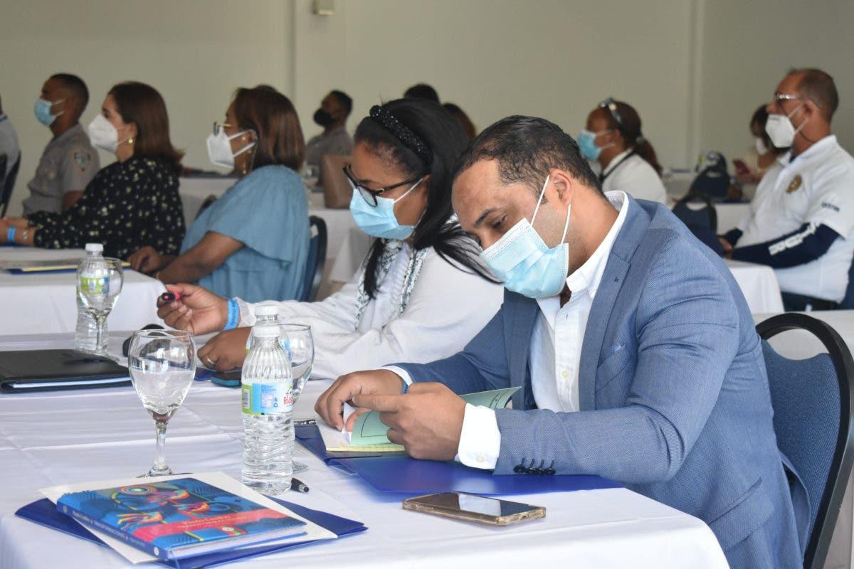 Participación Ciudadana realiza taller sobre trata de personas