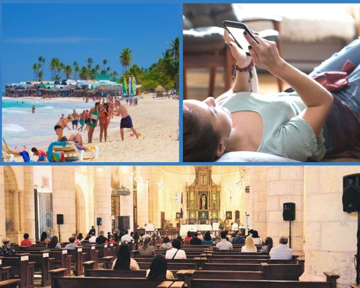 ¿Qué hacer en esta Semana Santa?, ciudadanos responden