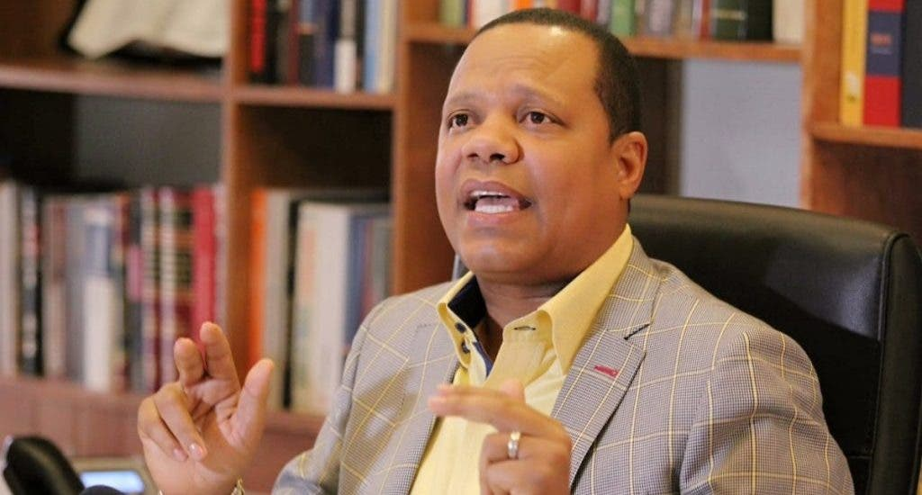 Eddy Alcántara dice no estaba en el activismo partidario