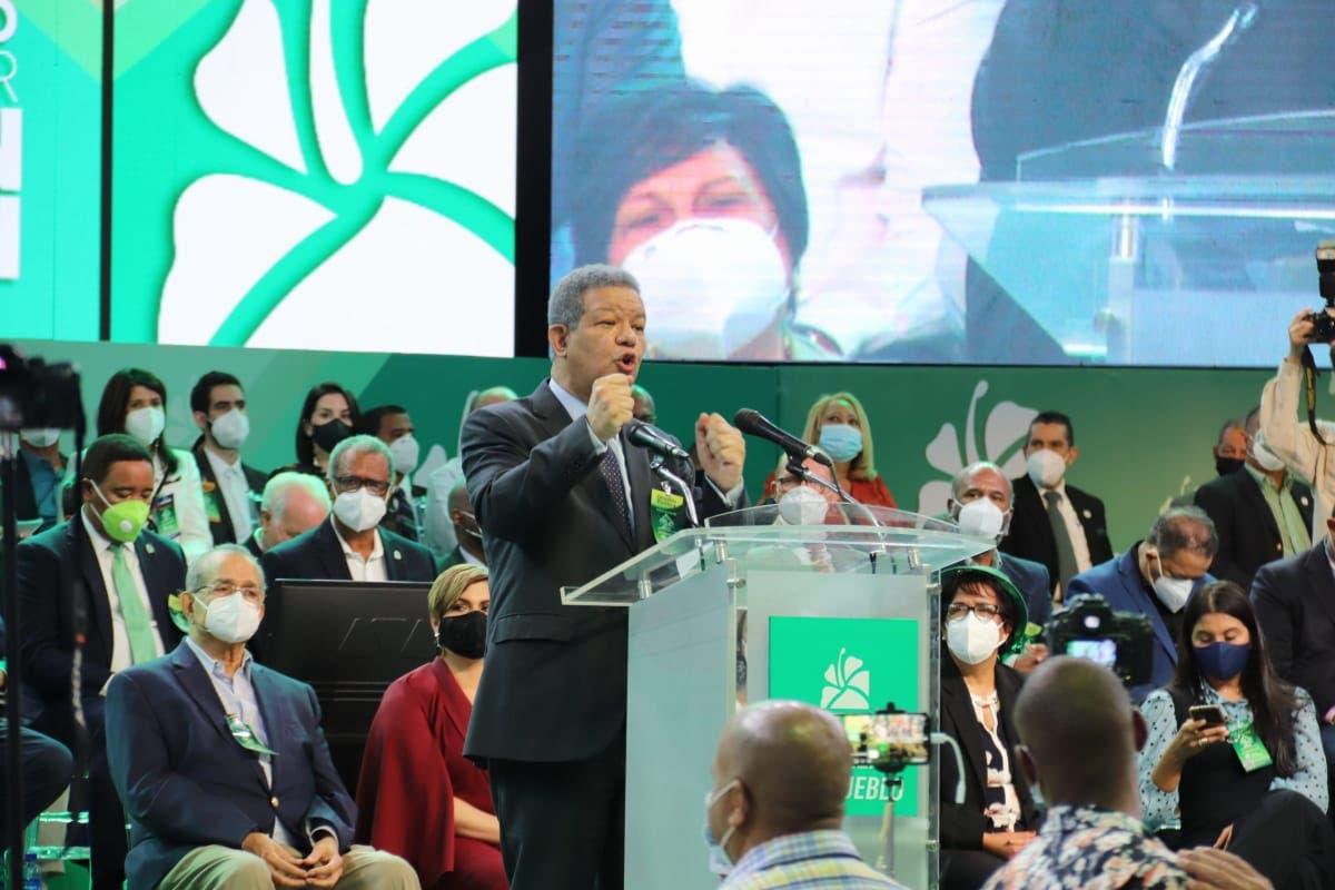 Leonel Fernández afirma la Fuerza del Pueblo no surge como un capricho, sino como una necesidad