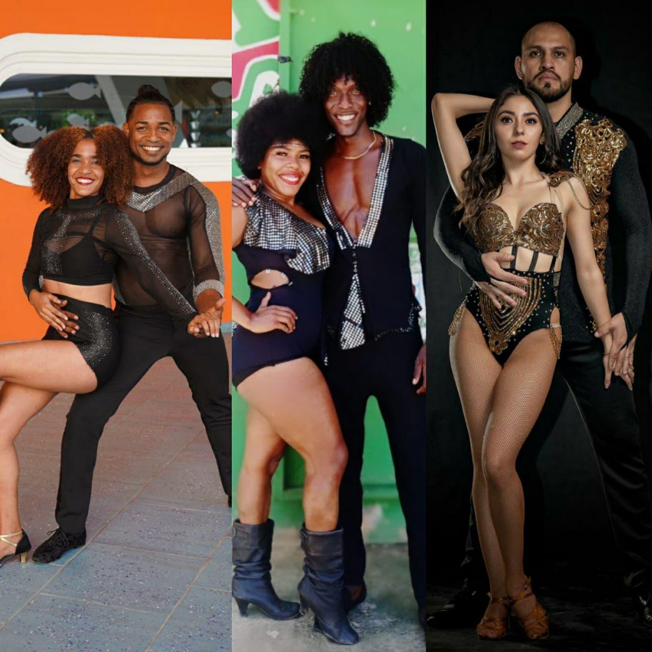 Parejas dominicanas ganan primer y segundo lugar en Bachata World Festival Live