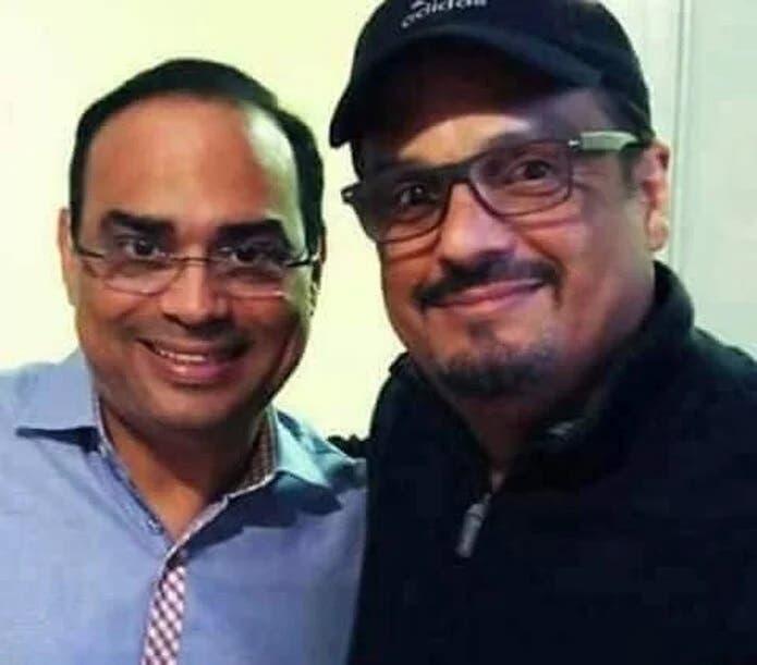 Gilberto Santa Rosa lamenta muerte de su percusionista Jimmie Morales