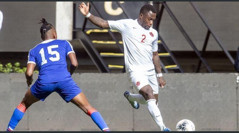 Haití saca empate a Canadá y mantiene sus opciones en el Preolímpico