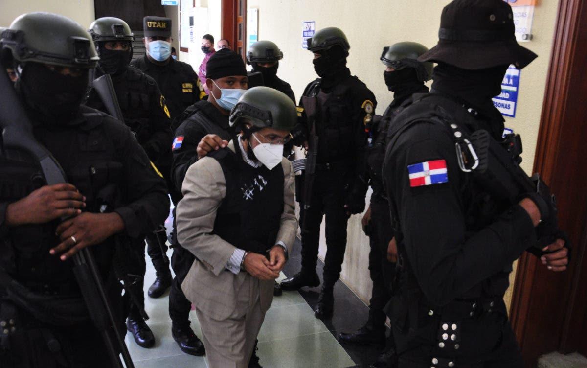 Yeni Berenice: MP encontró pruebas en allanamiento a CC que vinculan a implicados en Operación Antipulpo