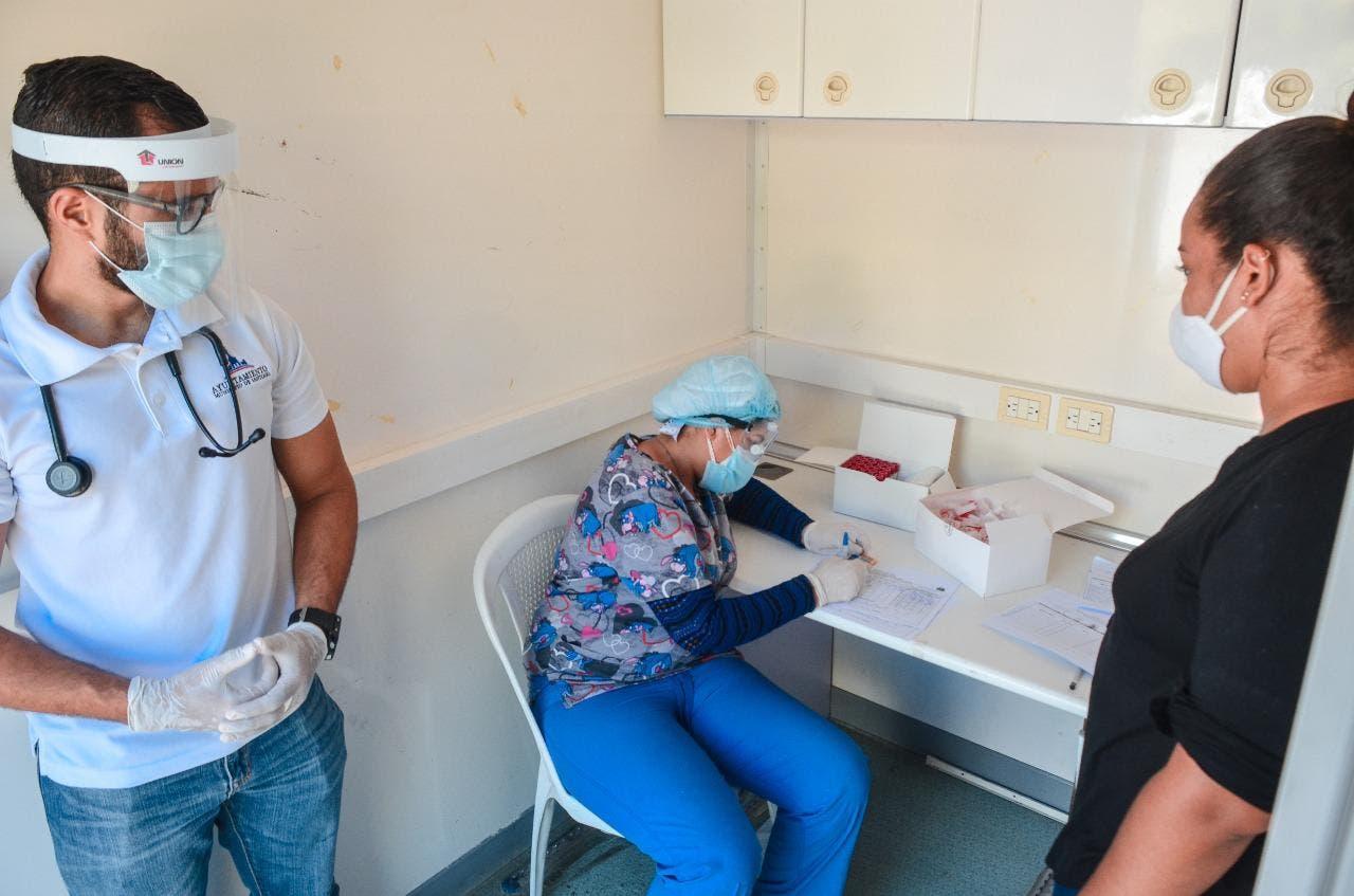 Salud Pública reporta 202 contagios y 10 defunciones por covid-19