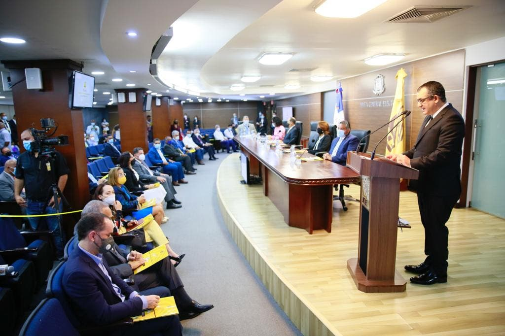 JCE: Desde el lunes 5 de abril no se necesitará legalizar las actas