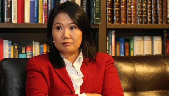 Fiscalía culmina investigación contra Keiko Fujimori y pide 30 años de cárcel