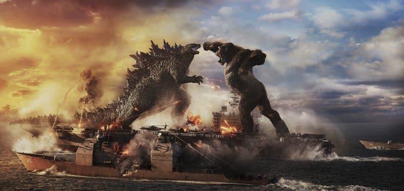 Godzilla vs. Kong: Un combate de titanes con un toque ligero