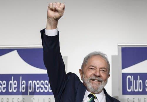 Lula da Silva vuelve a la política con la mente en las elecciones de 2022