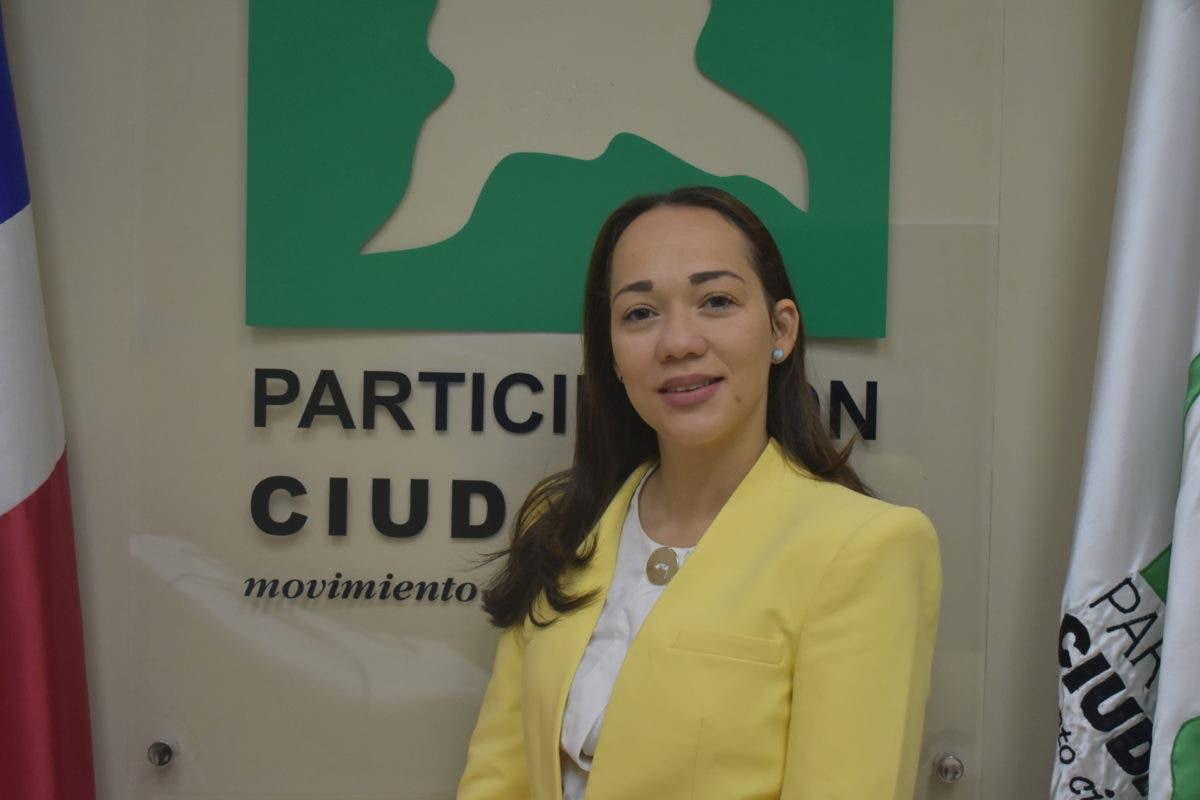Leidy Blanco García, nueva coordinadora general de Participación Ciudadana