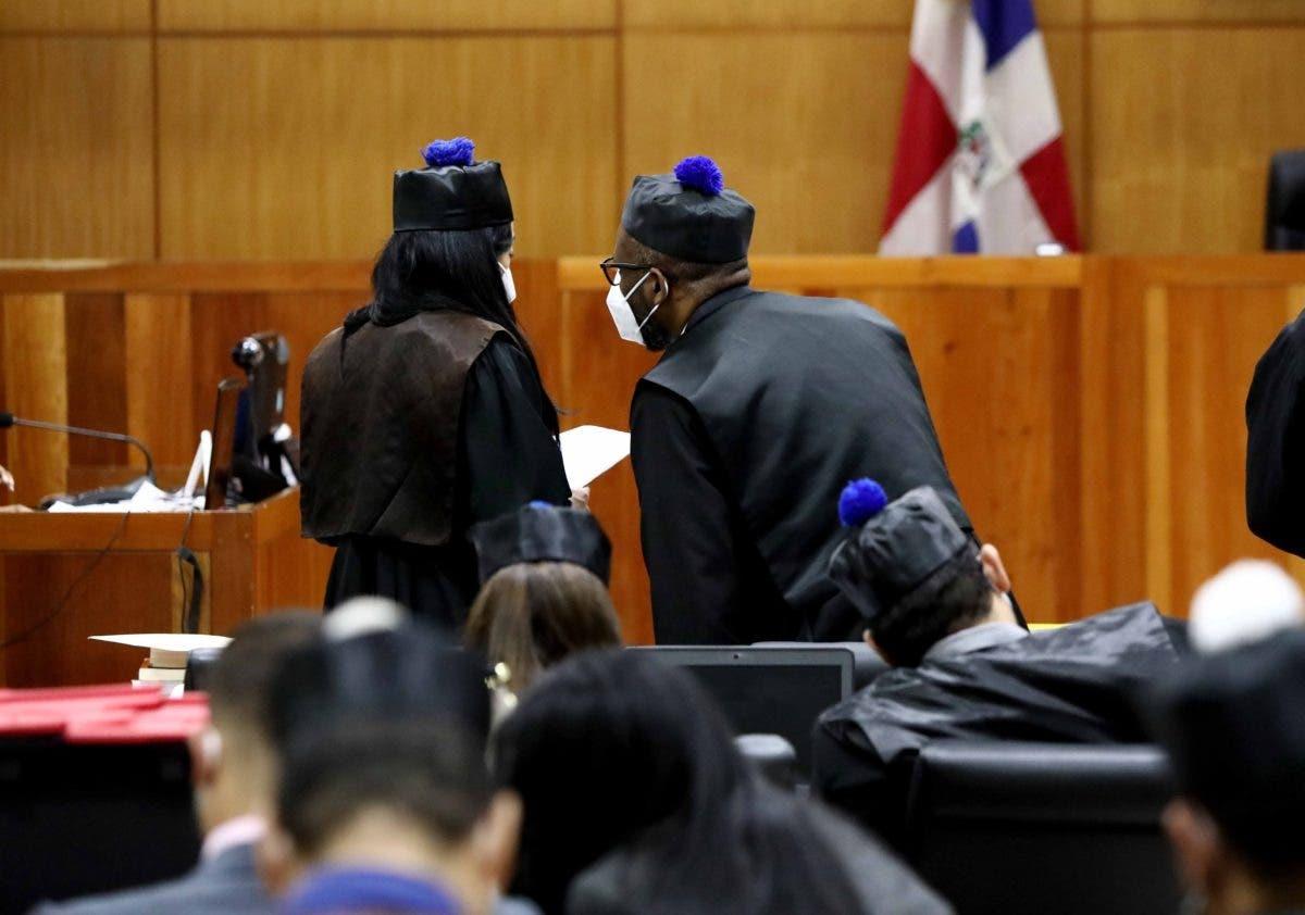 Ministerio Público procura que se mantengan medidas de coerción a imputados del Caso Pulpo