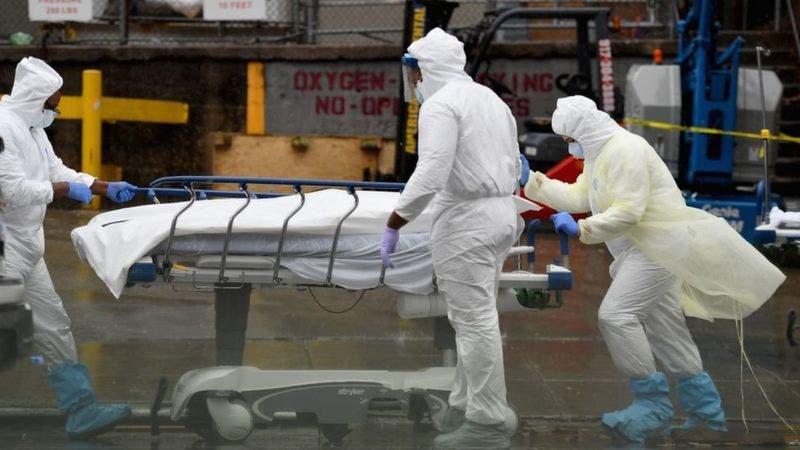 Italia: 23,832 positivos y 401 fallecidos en las últimas 24 horas