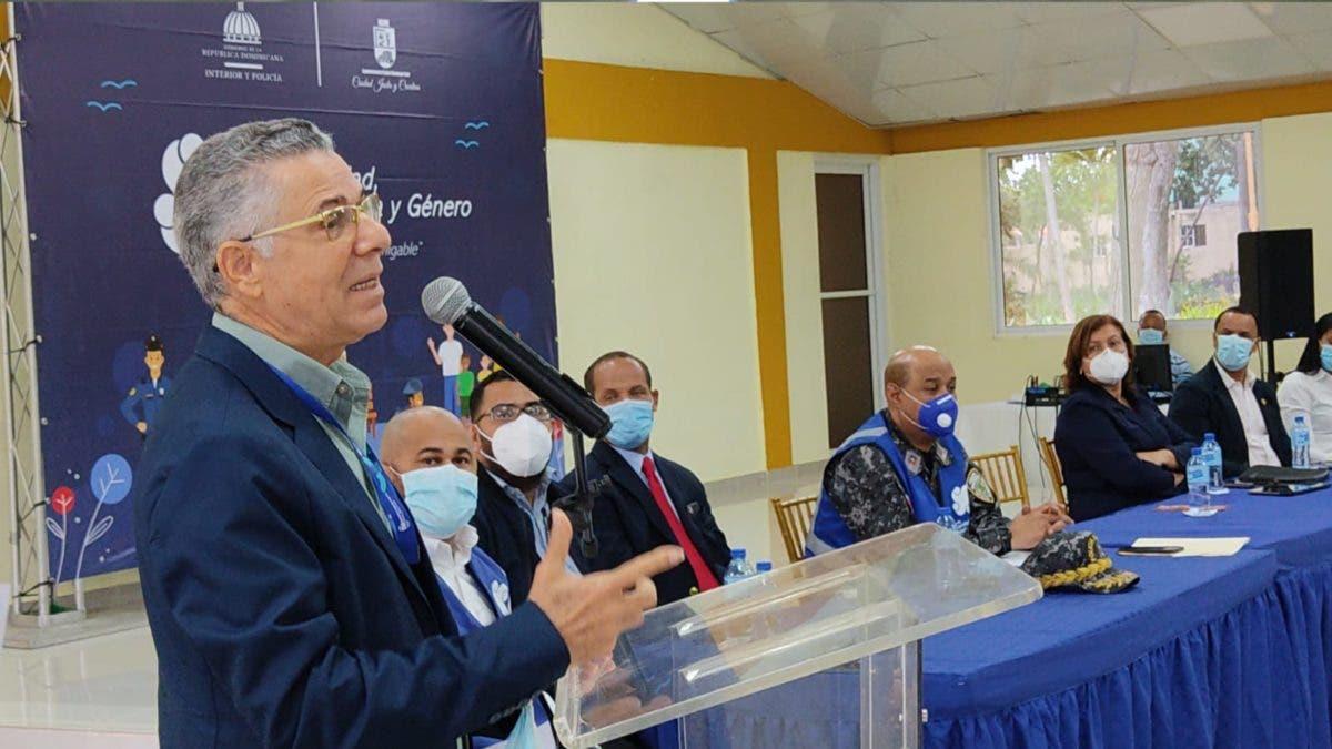 Santo Domingo Este: crearán comités vecinales de seguridad ciudadana