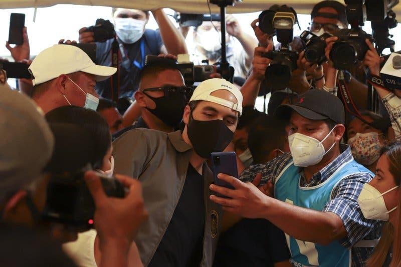 El Salvador: partido de Nayib Bukele controlará el Congreso