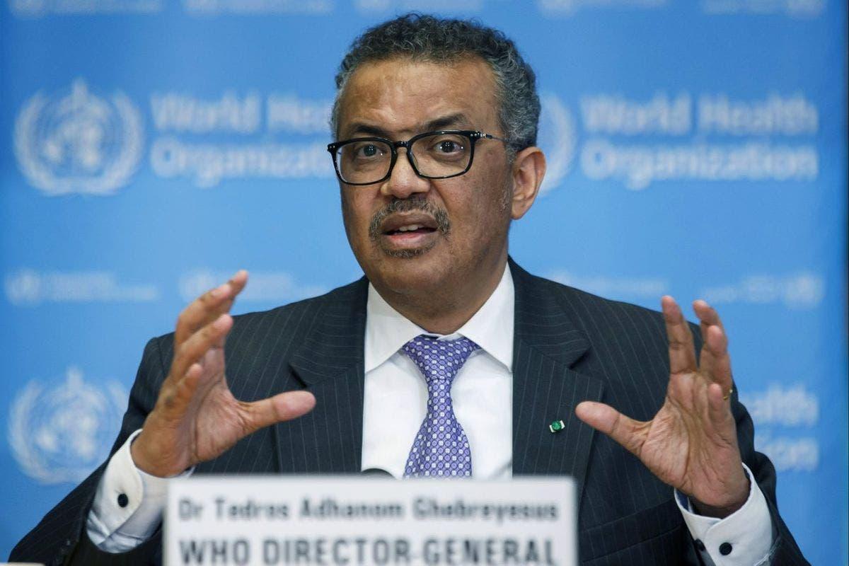 La OMS espera que el tratado contra las pandemias esté listo en mayo