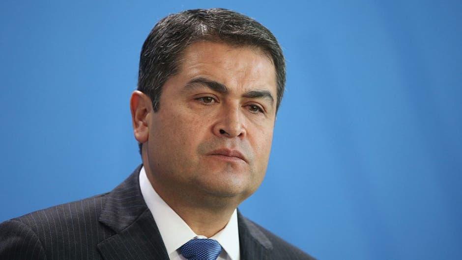Un contador liga a presidente Honduras con narco, dice fiscal de Estados Unidos
