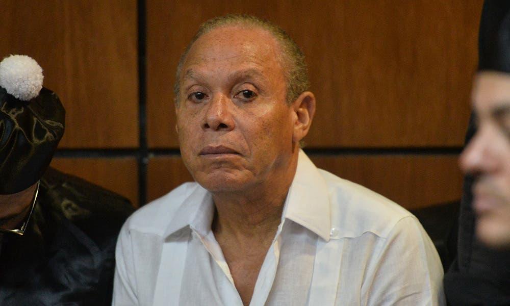Durante la lectura de fallo, el tribunal estableció Ángel Rondón  es culpable de soborno