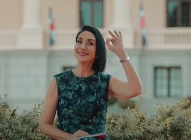 El canto también es uno de los talentos de la primera dama Raquel Arbaje