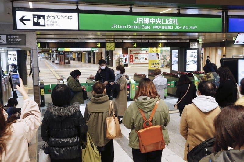 Se registra potente terremoto en Japón