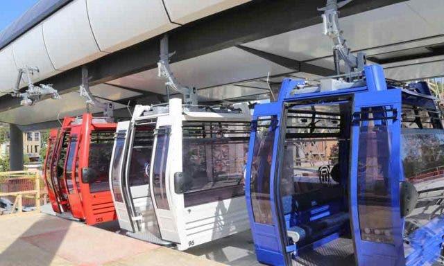 Opret suspenderá servicio de Teleférico en Semana Santa