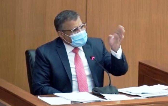 Tommy Galán dice fue el «comodín» de Jean Alain Rodríguez y el MP