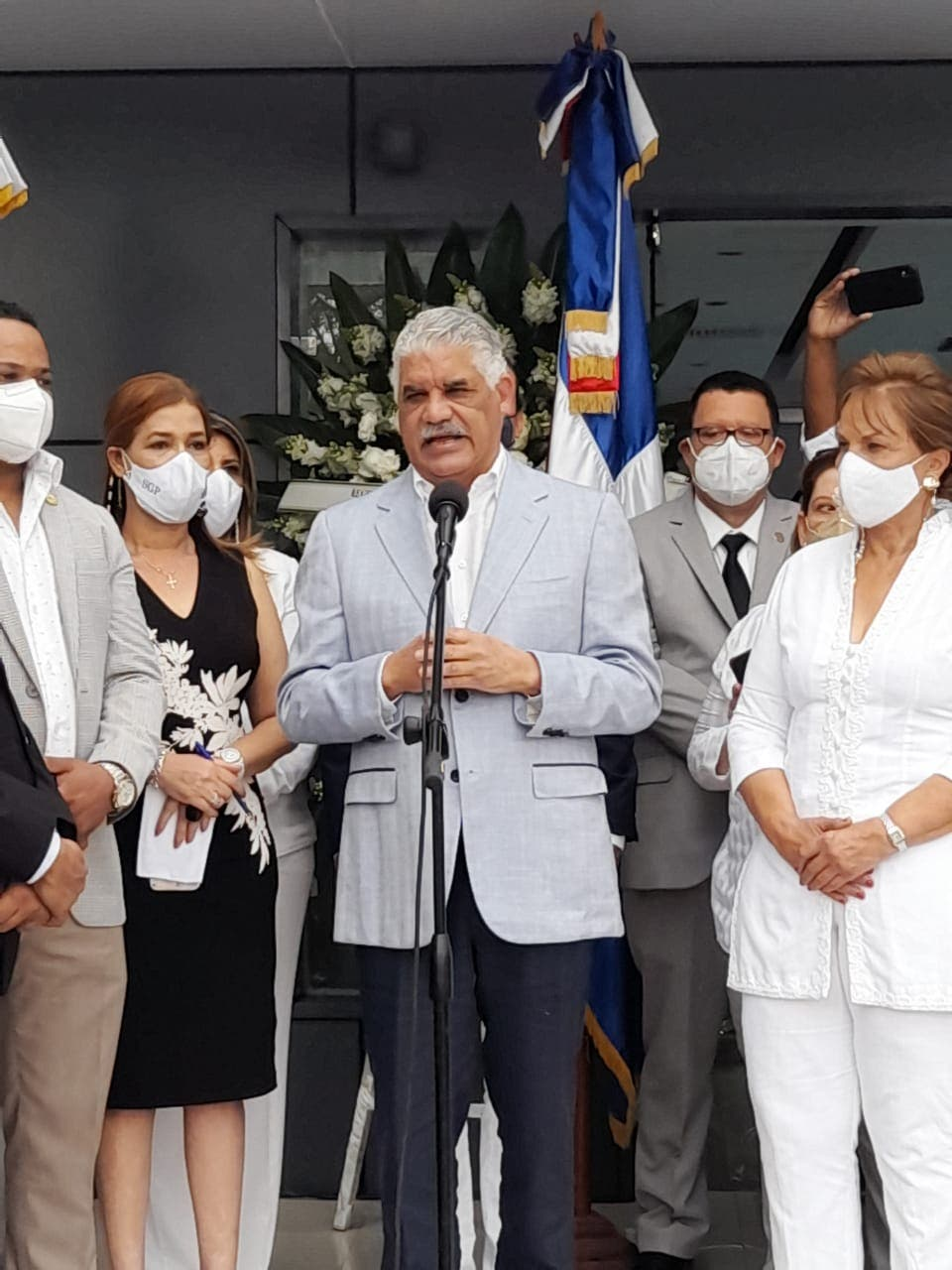 Miguel Vargas revela conflictos se evitaron gracias a Peña Gómez