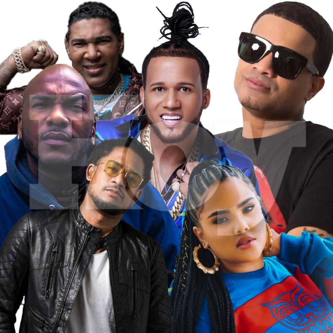 Artistas dominicanos que han tenido conflicto con la ley