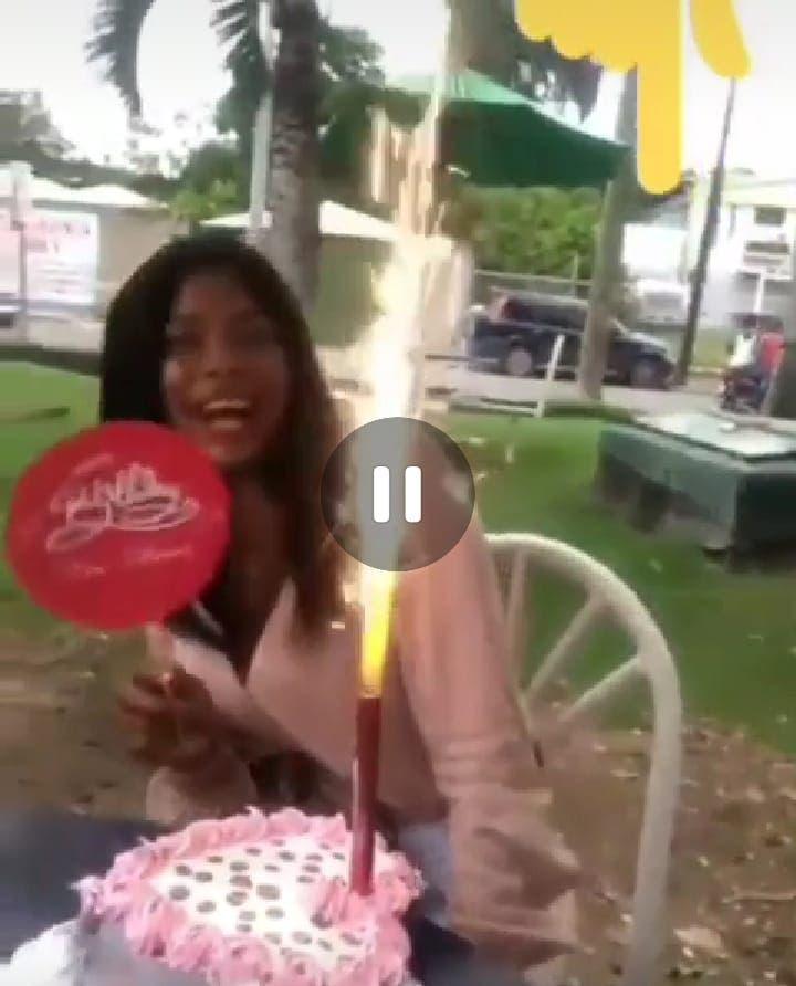 Video: Asaltan joven cuando celebraba su cumpleaños