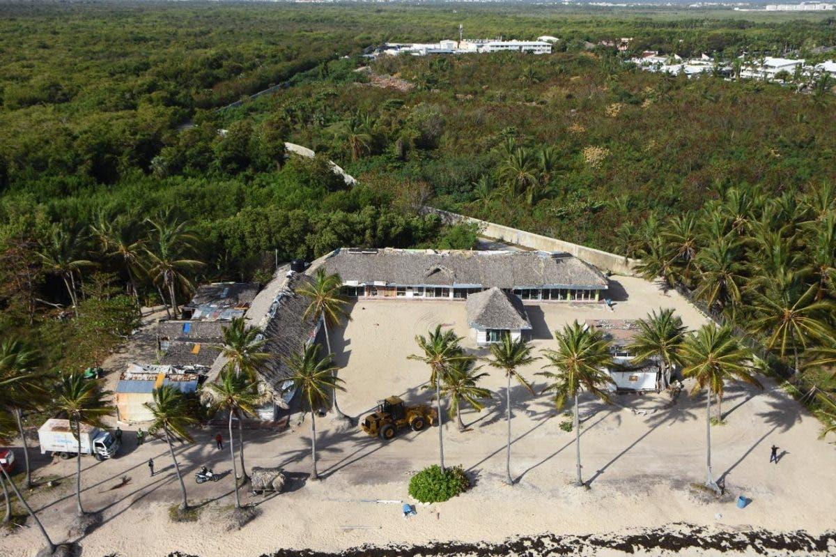 Asoleste apoya trabajos de Medio Ambiente sobre rescate de playas