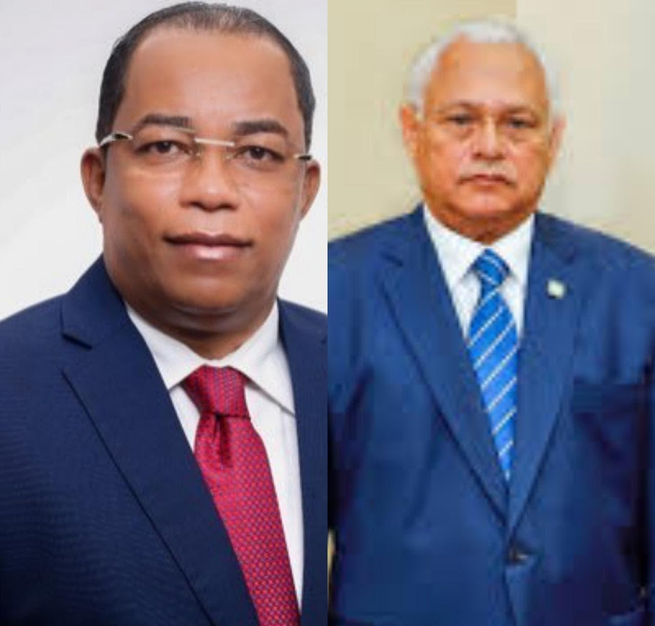 Decreto: Abinader hace cambios en Tesorería Nacional y Contraloría General