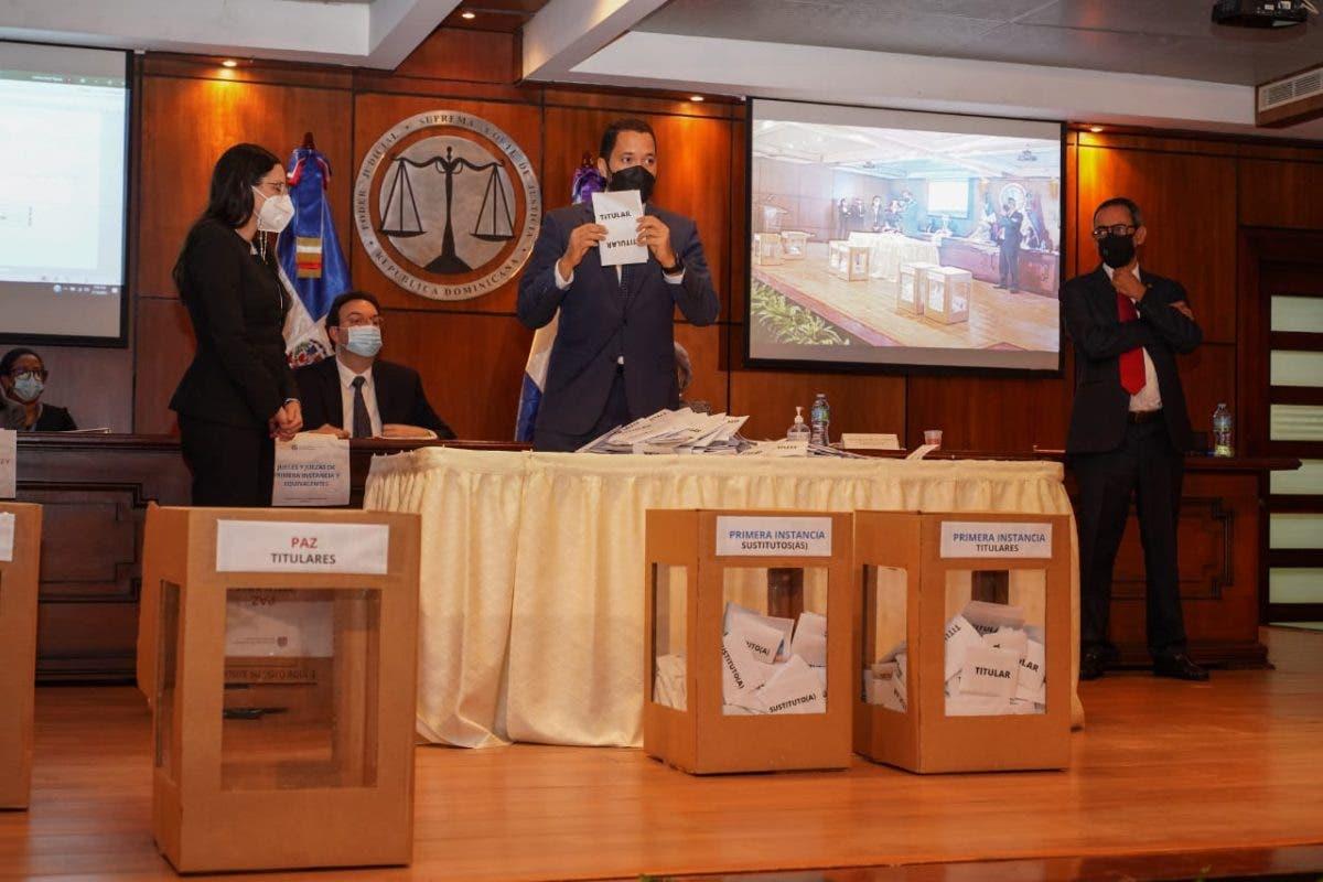 Estos son los nuevos jueces del Consejo del Poder Judicial