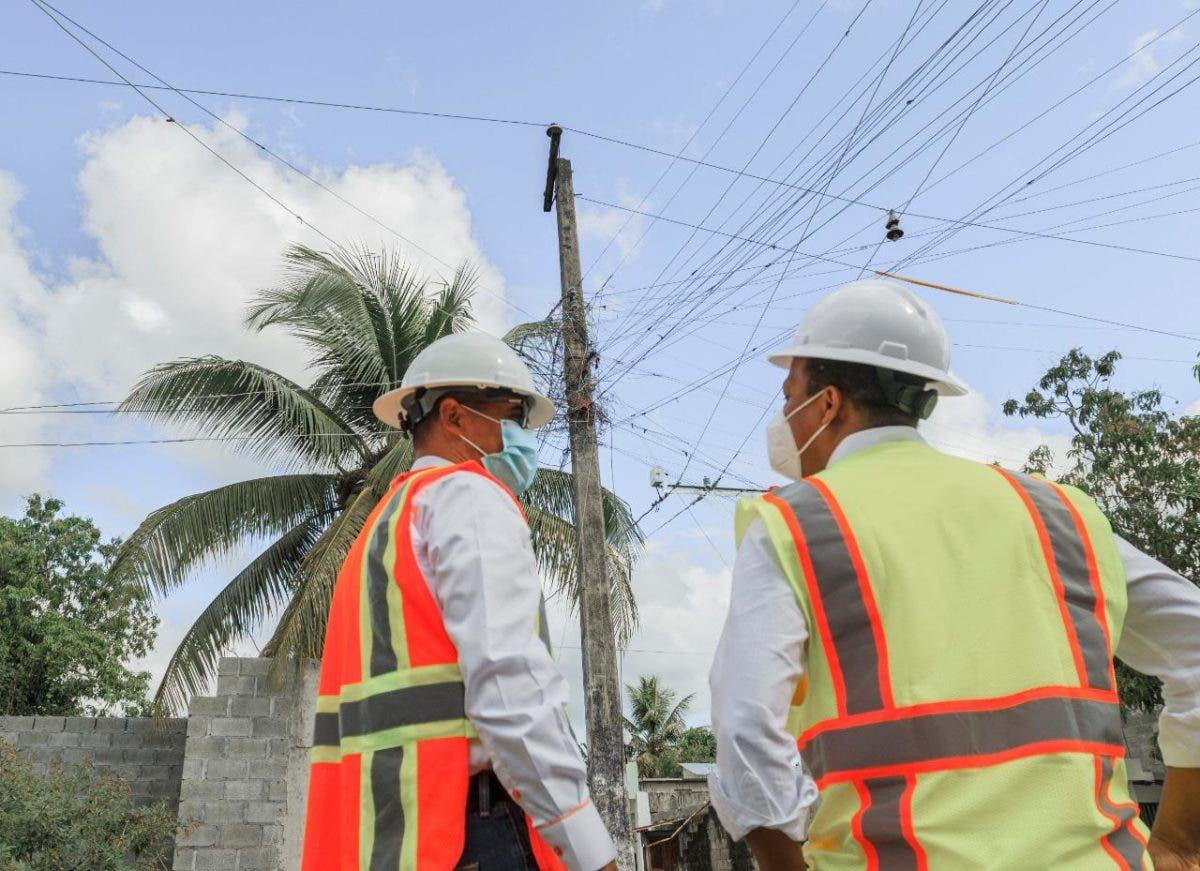 Edesur realiza proyecto de rehabilitación de redes en Villa Altagracia por US$15 millones