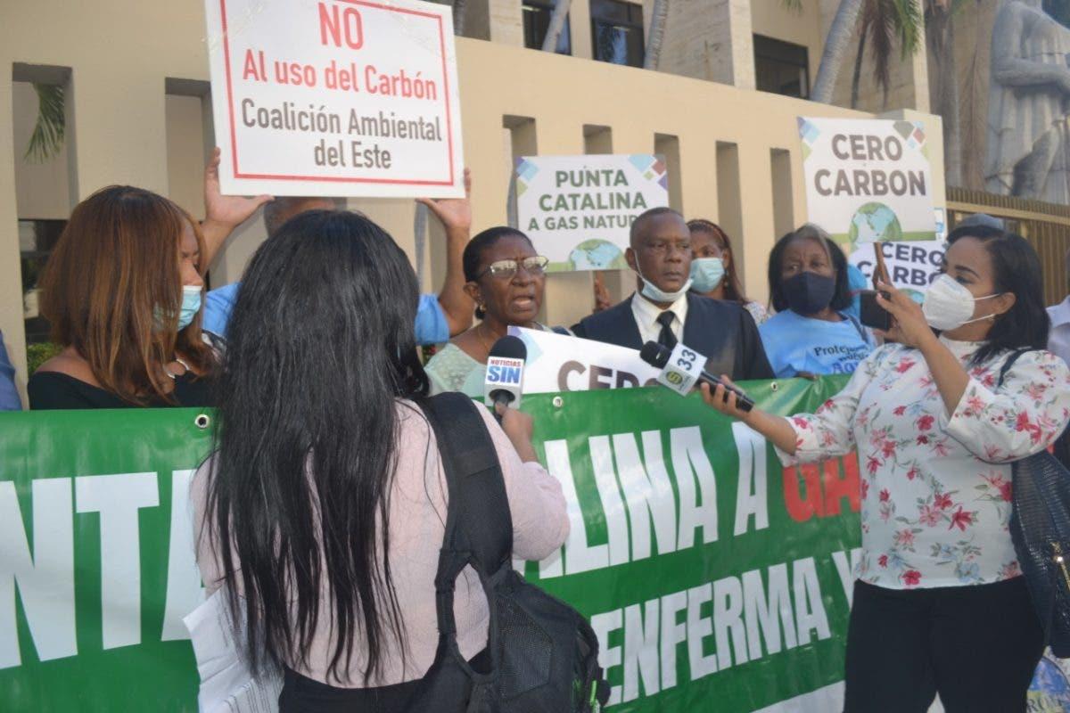 Demandan al TSA ordenar el cierre inmediato de Punta Catalina