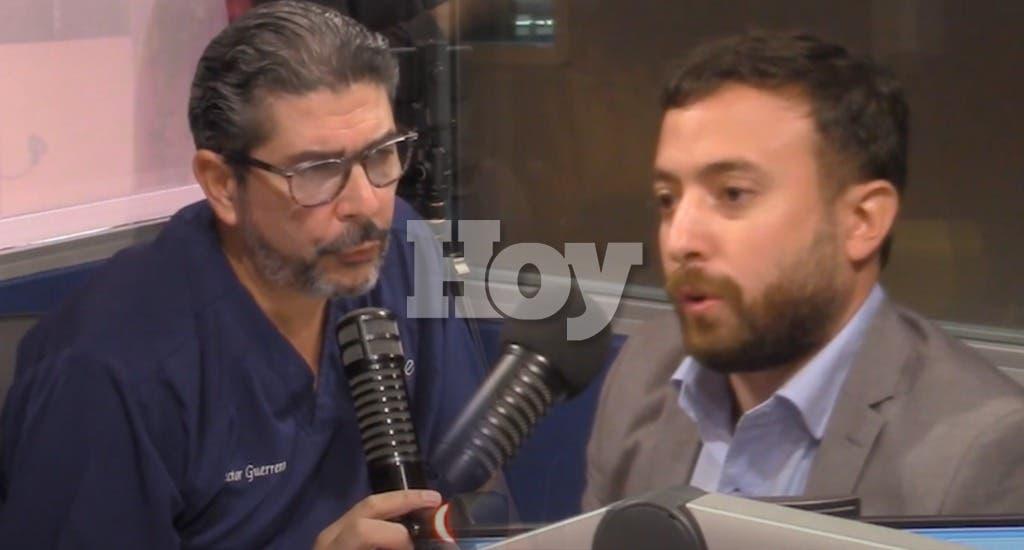 Video: Doctor Guerrero Heredia y  conferencista Agustín Laje debaten acaloradamente