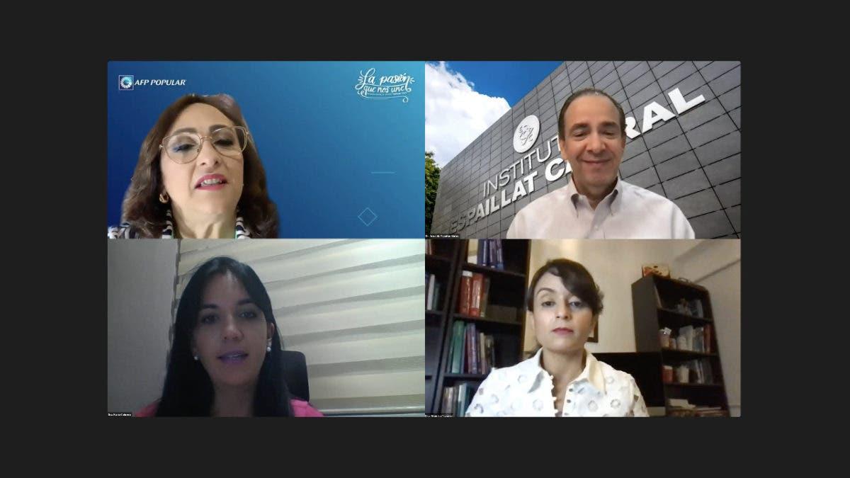 AFP Popular e Instituto Oftalmológico Espaillat Cabral realizan webinario sobre salud visual