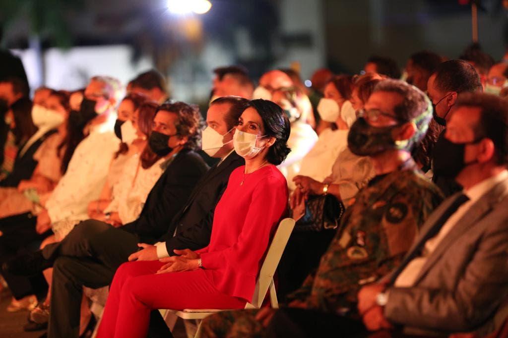 """Primera Dama presenta en el Palacio Nacional la pieza musical """"Las Siete Palabras"""""""