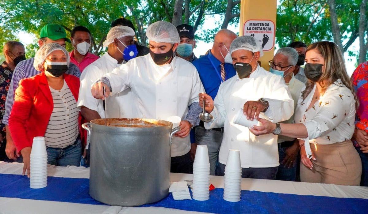 Más de 40 mil personas fueron beneficiadas con ventas de combos de habichuelas con dulce del Inespre