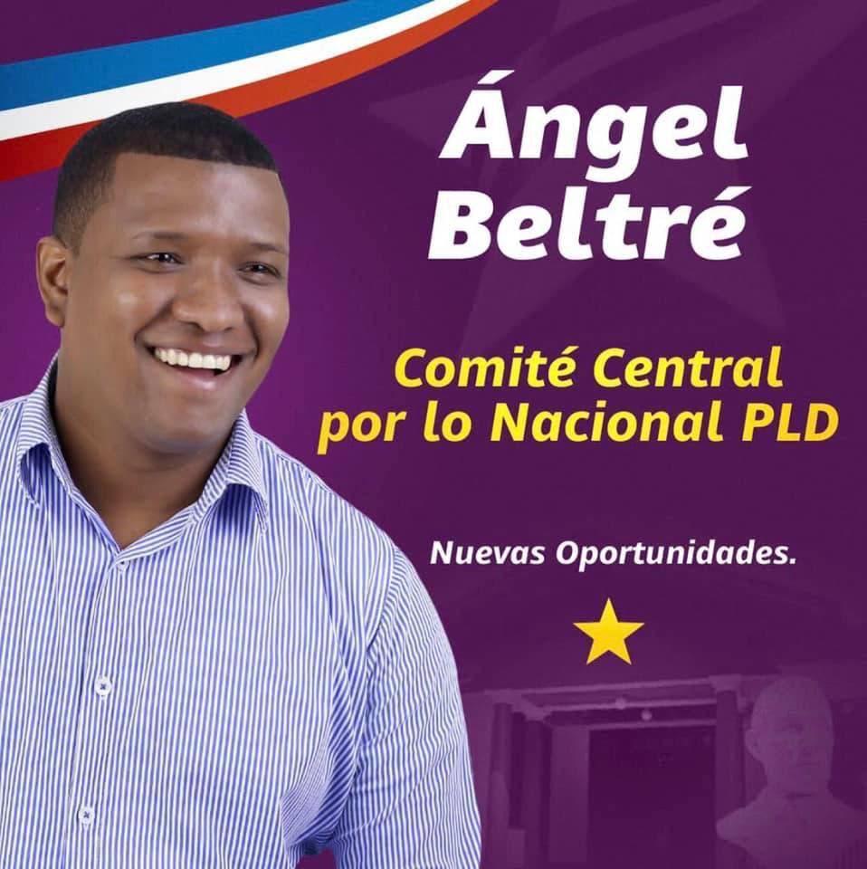 Iván Grullón respalda candidatura de Ángel Beltré a la secretaría de la juventud del PLD
