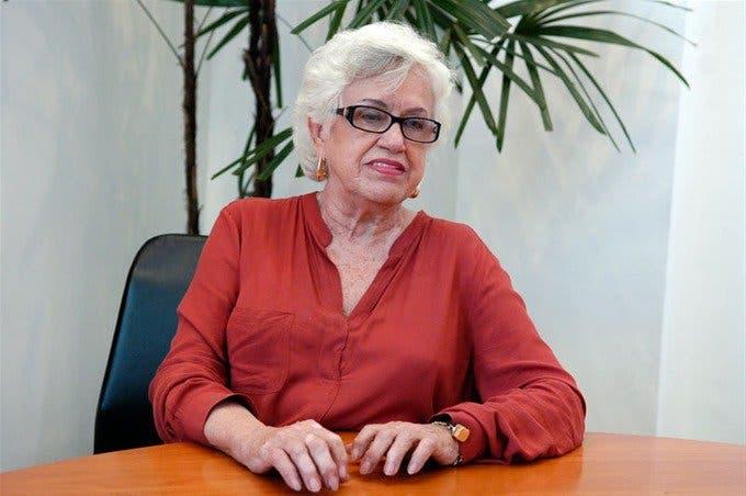 Milagros Ortiz Bosch ofrece parecer sobre aprobación de las tres causales del aborto