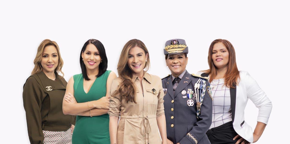 Carolina, Prisilla, la general Martínez, Kathleen y Lorenny disertarán conferencia de Fundación LASO