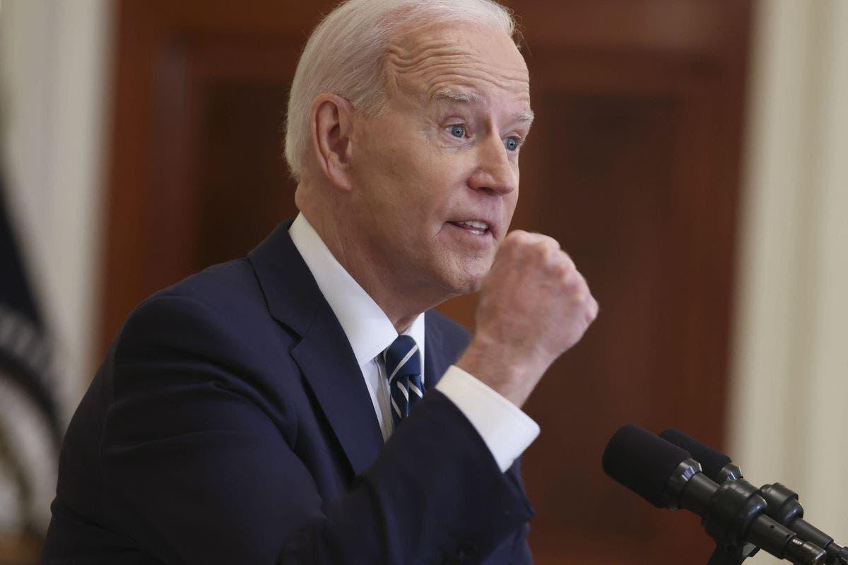 """Biden condena la matanza en Birmania- """"Es absolutamente intolerable»"""