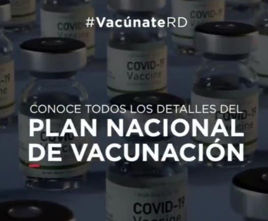 Video: Presidencia da detalles de Plan de Vacunación, Vacúnate RD