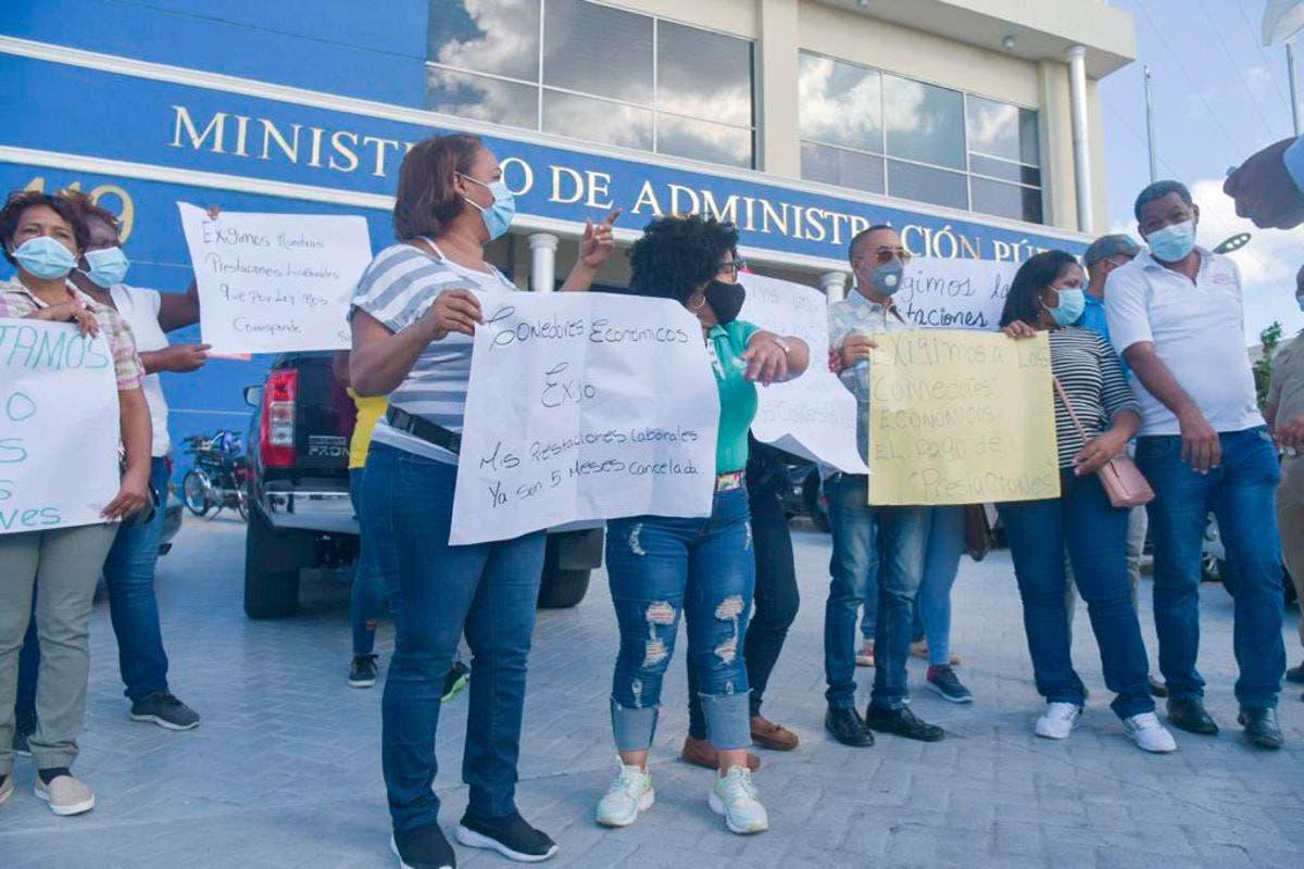 Instituciones del Estado envueltas en reclamos por pago de prestaciones laborales