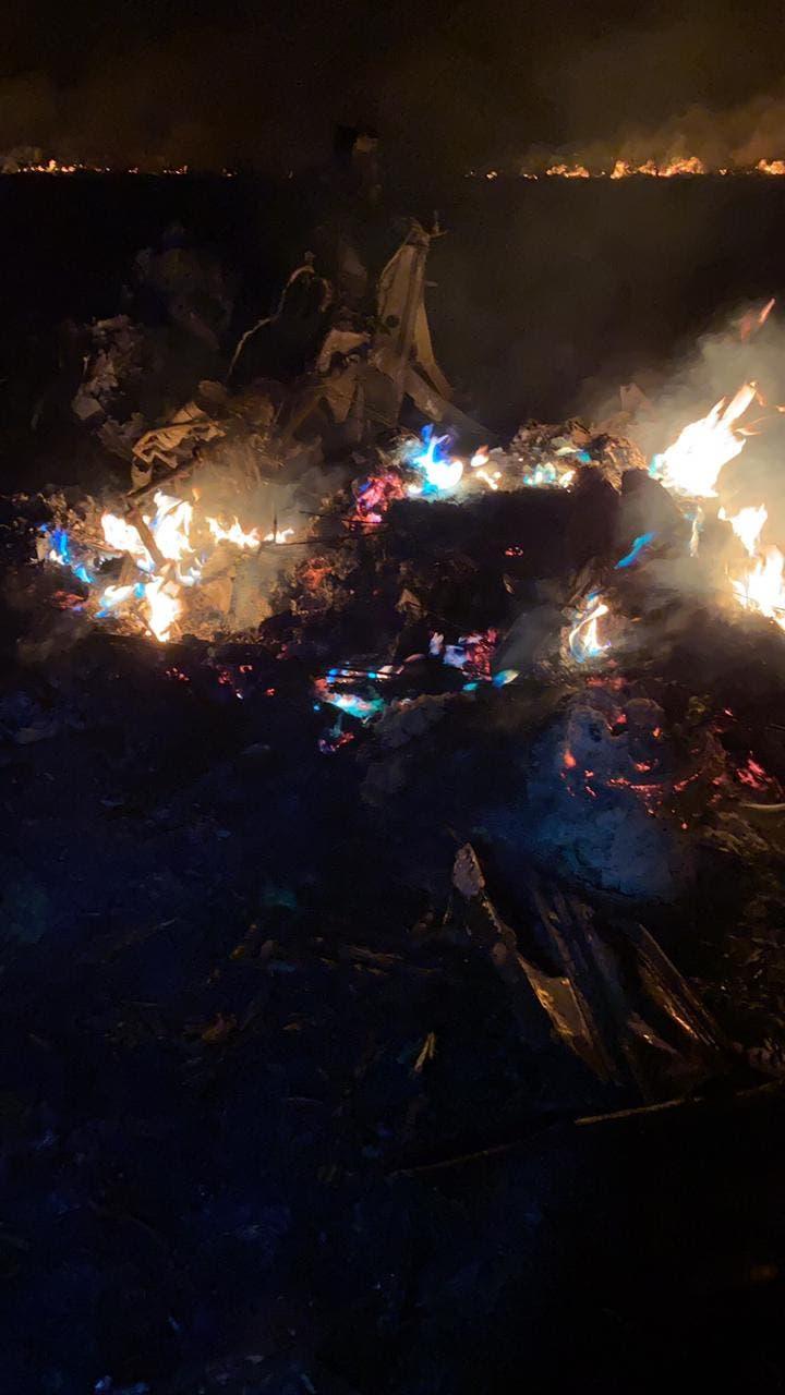 Dos muertos al estrellarse avioneta en vuelo «irregular» en La Altagracia