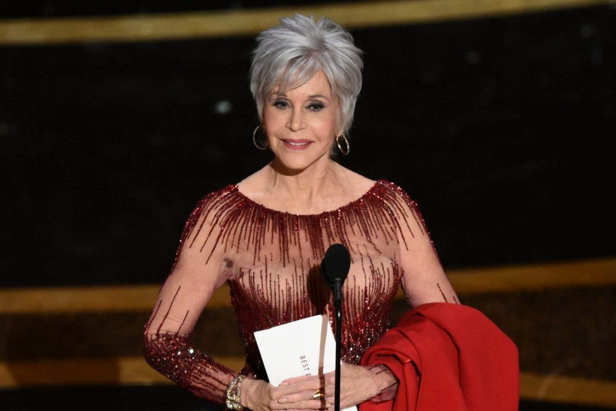 Jane Fonda solo tendrá sexo con un hombre joven