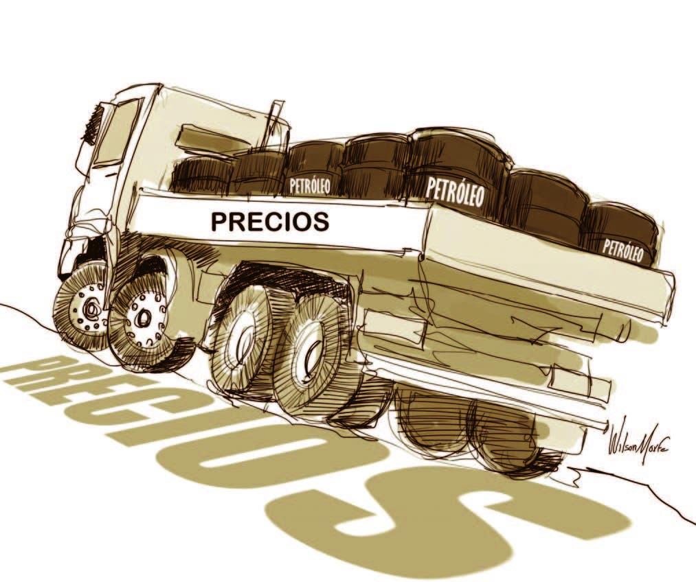 El encarecimiento del petróleo podría costarnos US$293 millones