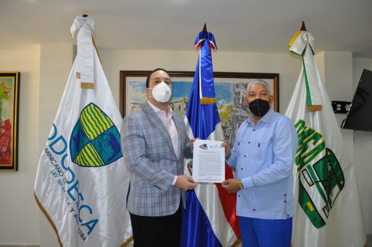 OMSA y CODOPESCA firman acuerdo de cooperación y colaboración mutua