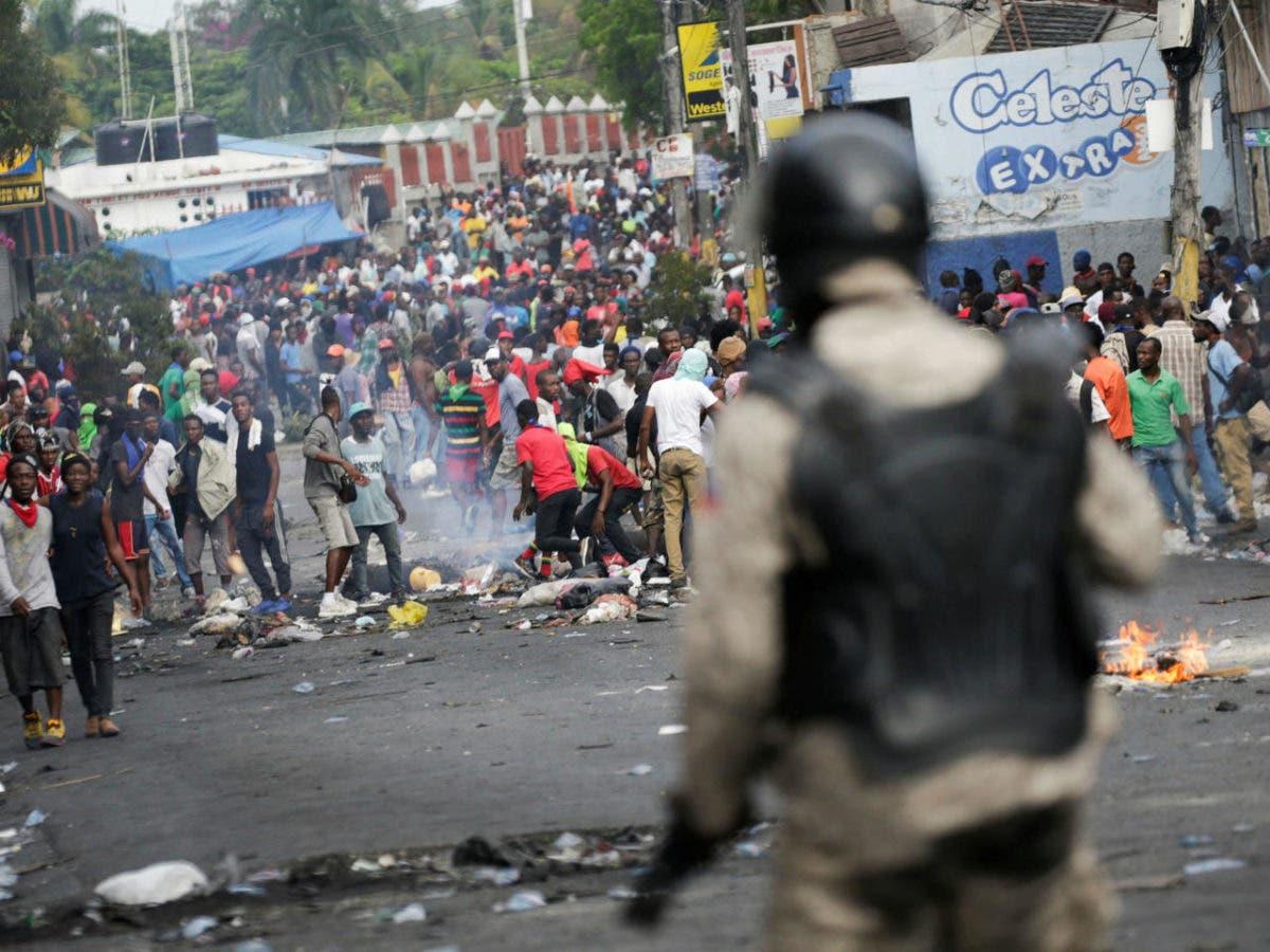 Protestas por magnicidio en Haití dejan un muerto y varios heridos