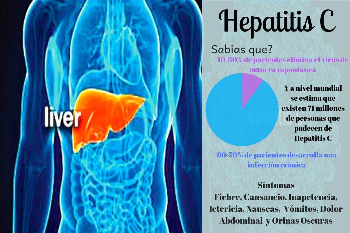 Campaña busca crear conciencia sobre la Hepatitis C en el país