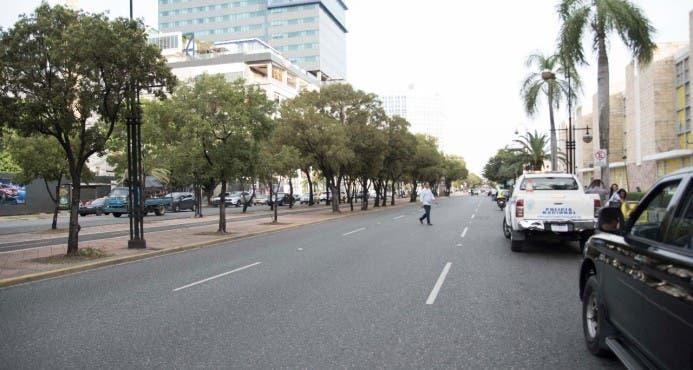 15 calles cambiarán de sentido en el Distrito Nacional, a partir de hoy